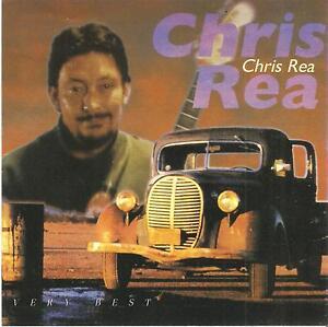 CHRIS REA - Very Best (1996) [ CD ] - Skarzysko Koscielne, Polska - CHRIS REA - Very Best (1996) [ CD ] - Skarzysko Koscielne, Polska