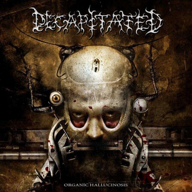 "Decapitated ""Organic Hallucinosis"" CD - NEW"