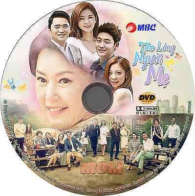 TAM LONG NGUOI ME  -  Phim Han Quoc