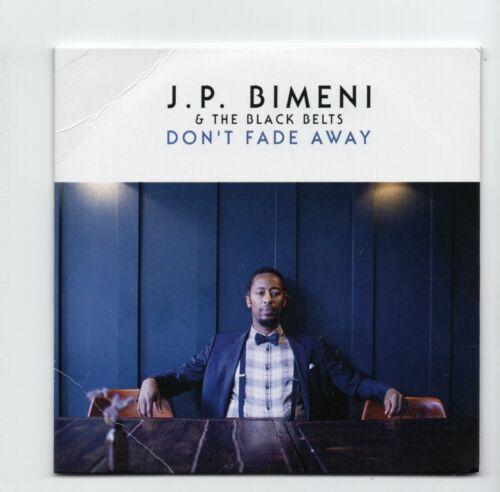 (JI136) JP Bimeni & The Black Belts, Don