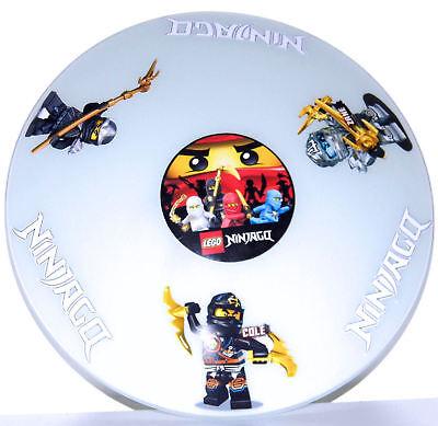LED Deckenlampe Lego Ninjago  Wandlampe Kinderzimmerlampe D2   ( 6 )