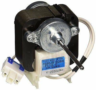 New Replacement Refrigerator Cooling Motor 4680JB1026H AP4440743 PS3523107