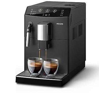 Philips HD8827/01 3000 Serie Kaffeevollautomat, klassischer Milchaufschäumer NEU