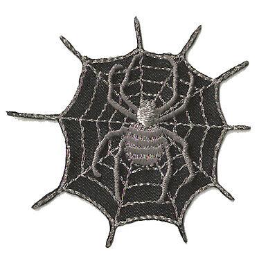 Wappen Flicken Toiles Spinnennetz Spider Net Zum Aufbügeln Patch Abzeichen