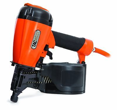 Tacwise Hcn65p Pneumatic Air Coil Nailer- 32-65mm Roofing Pallet Fencing Gun