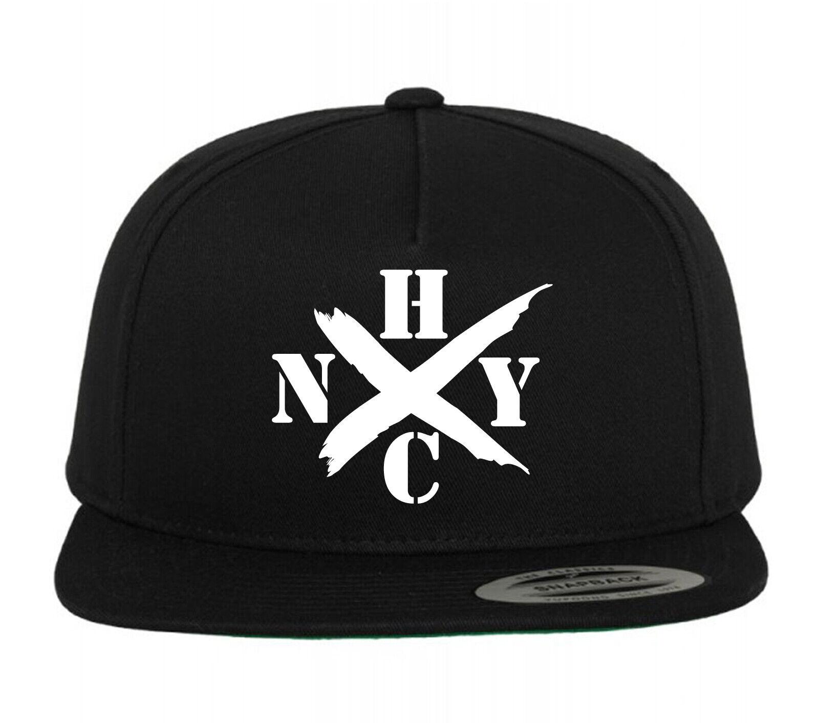 NEW YORK HARDCORE Cap Snapback Trucker Straight Edge Punk XXX