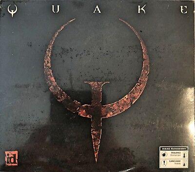 Quake Pc New Sealed Full Version comprar usado  Enviando para Brazil