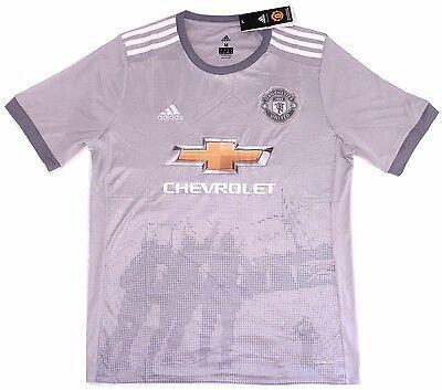 Manchester United 2017/18 New Away Third Football Shirt Jersey BNWT Man Utd MED