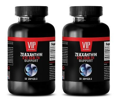 Vision Therapy   Zeaxanthin Eye Health 2B   Immune Support Booster