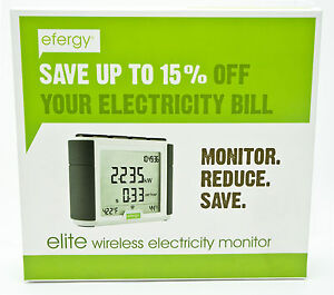 EFERGY Elite Wireless Home Energy Monitor