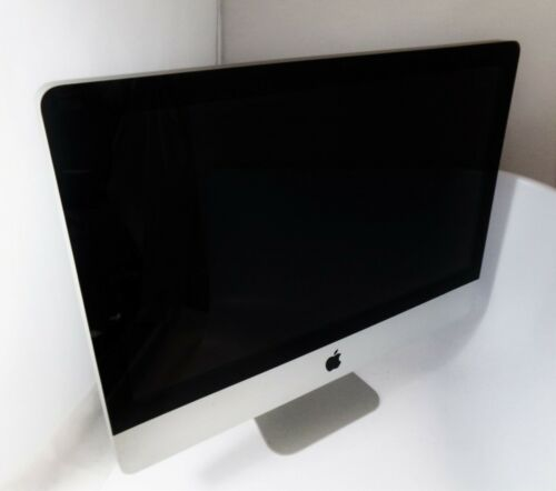 "Apple iMac 21.5"" A1311 MC309LL/A i5-2400S 2.5GHz 8GB RAM 500GB HDD High Sierra"