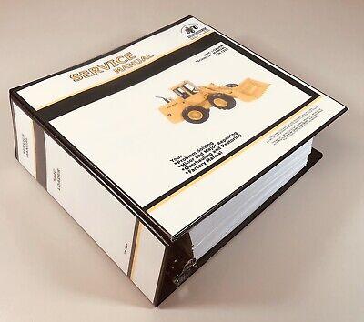 Service Manual For John Deere 544c Wheel Loader Repair Shop Technical Book Pay