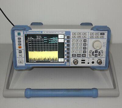 Rohde Schwarz Fsl3 1300.2502k13 Spectrum Analyser 9khz-3ghz