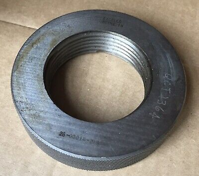 2-14-8 Ring Thread Gage For Acme Thread