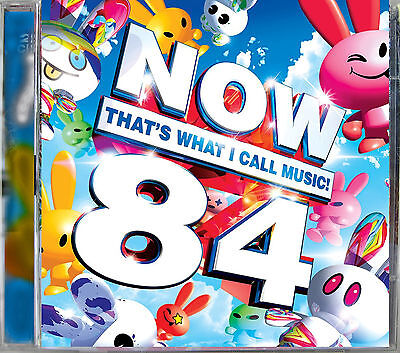 NOW THAT'S WHAT I CALL MUSIC ! 84 CD x 2 New 2013 One Direction Pink Saturdays