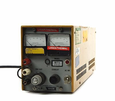 Trygon Electronics Hh7-4 0-7v 4 Amps Power Supply. Tested