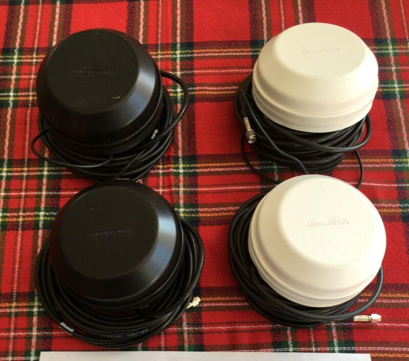 Antennas Plus LTE Cell/PCS GPS BLACK Perm Bolt Mount Antenna NEW!