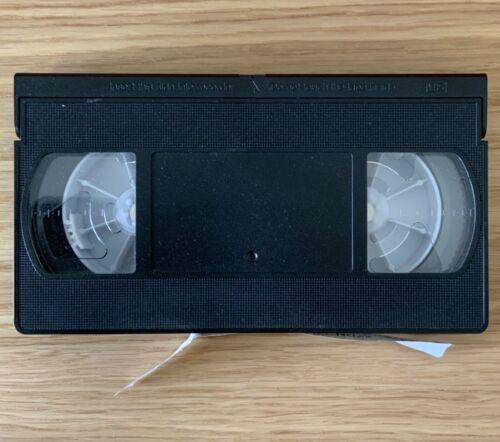 Wild Style promo VHS soundtrack 1998 release Rammellzee Fab 5 Freddy Lee
