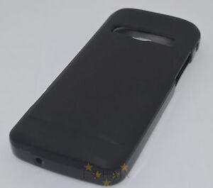 Black Matting TPU Silicone CASE Cover For Samsung Primo S5610