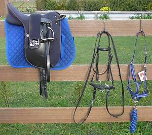 """17"""" WINTEC SPORT DRESSAGE SADDLE PACKAGE Sorell Sorell Area Preview"""