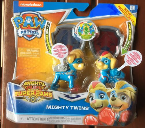new release paw patrol mighty pups mighty
