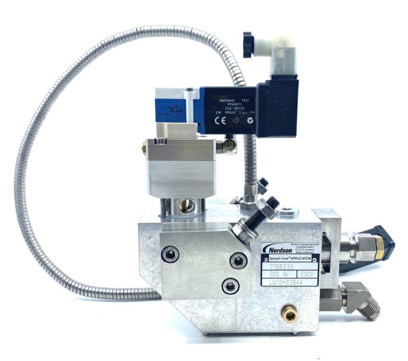 Original Nordson 7168235, Single Module Speedcoat Applicator