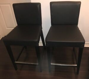 Bar Stool set for sale - barely used - half original price