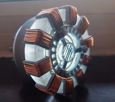 Arc Reactor Iron Man Replica Prop Tony stark Full Scale Display model