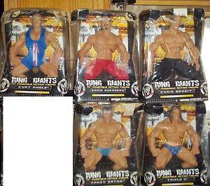 WWE 2005 RING GIANTS TRIPLE H-ORTON-ANGLE-BENDIT-GUERRERO 14