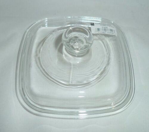 NEW Petite Pan Glass Lid for Corning Ware P-41-B,  P-43-B Small Casserole
