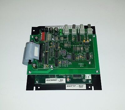 Honeywell Gamewell Fire Alarm Gwptp-rcf Primary Network Router W Gw30867-nc