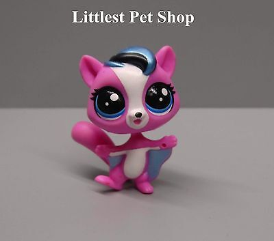 Cut Hasbro Littlest Pet Shop bat LPS Figure Toy Animals Child Gifts