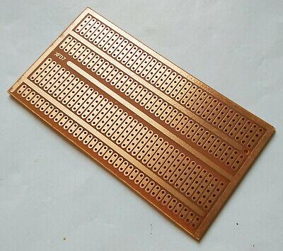 1pc 5x9.5cm Stripboard Prototype Circuit Perf Board Bus Breadboard Vero Pcb