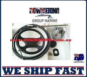 Outboard Steering Quick connect boat steering systems Brisbane City Brisbane North West Preview