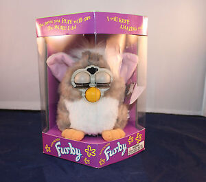 itm Original Furby Tiger Electronics  Collectors Quality st Edition New