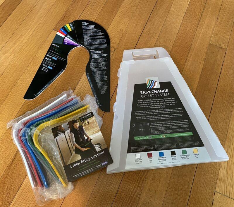 BATES SADDLES Easy Change Gullet System Complete Gullet Kit