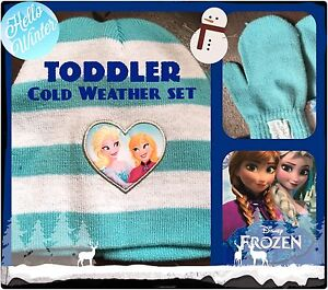 Cold Weather Set with the FROZEN characters