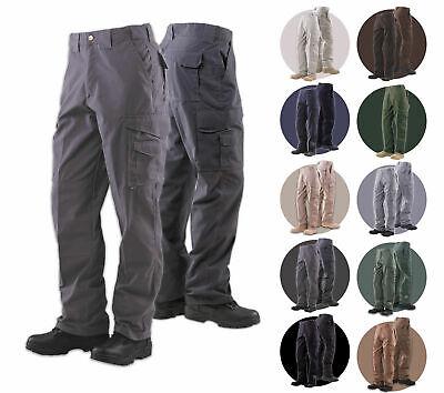 SALE!! Tru-Spec 24-7 Tactical Rip-Stop Law Enforcement Style Pants Many - Police Tactical Pants