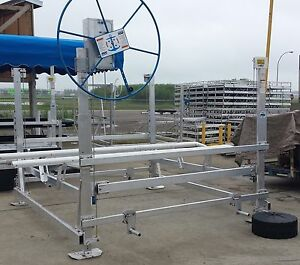 Wanted Aluminum Boat Lift and Dock