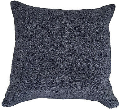 Pottery Barn Cozy Teddy Faux Fur Pillow Cover 26x26