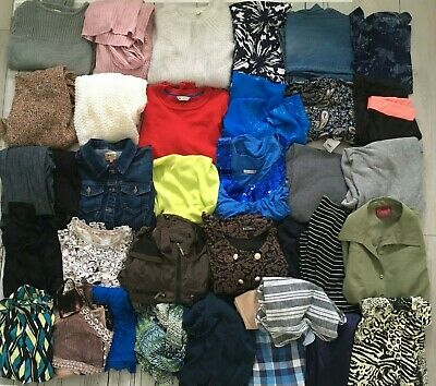 WOMEN USED SECOND HAND CLOTHES  WHOLESALE JOBLOT 10 KG