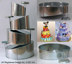 Topsy Turvy Cake Stand For Sale