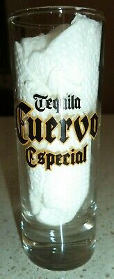 Jose Cuervo Especial Tequila Tall Shot Glass -