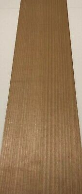 Exotic Anigre Wood Veneer 7 Sheets 35 X 8 13.5 Sq Ft