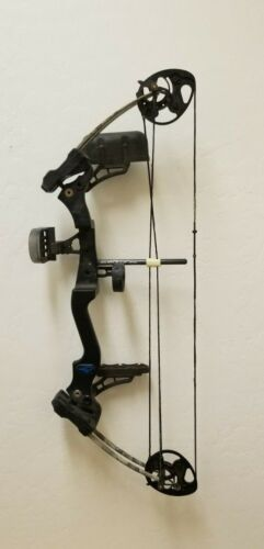 Diamond Nuclear Ice Youth Compound Bow