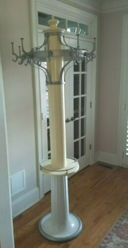 Koken Barber Shop Revolving Hat Coat Rack