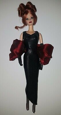 1998 A Date With Barbie National Convention doll no shoes or box