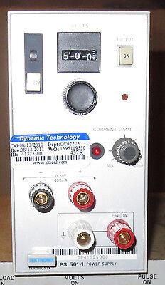 Tektronix Ps501-1 Power Supply