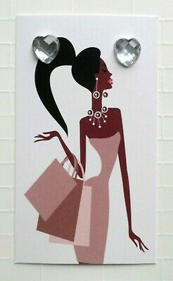 100 Earring Display Earring Holders Fashion Lady Earring Rack Card Earring Cards