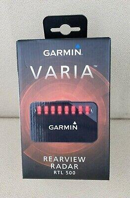 GARMIN Varia RTL 500 Rearview Radar Rear Tail Bicycle Red Light